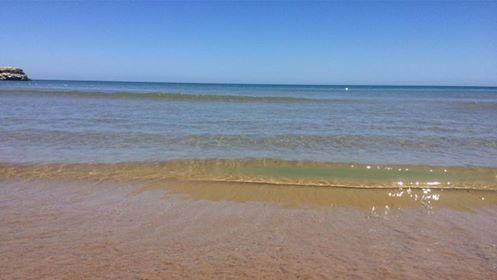 spiaggia sfinale mira gargano residence