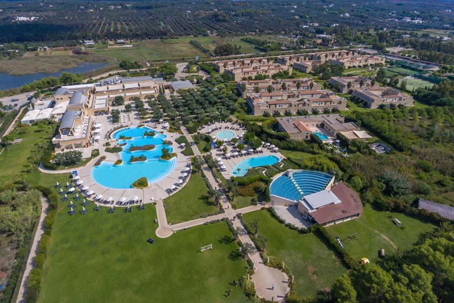 Panoramica Resort sul mare salento puglia