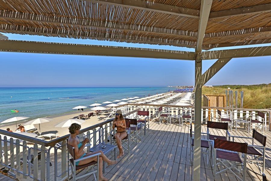 Scirocco - Beachbar