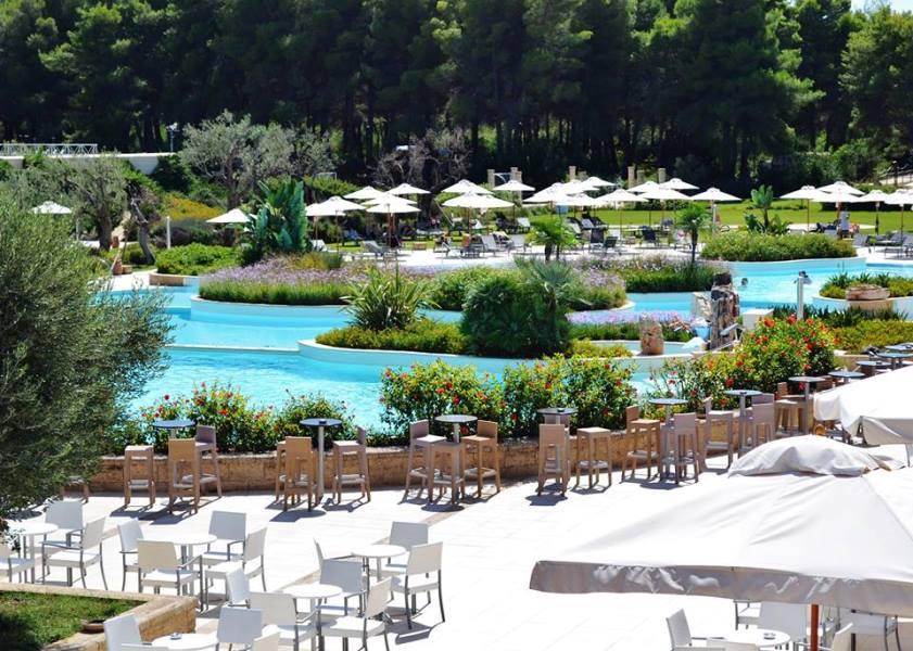 Vivosa Apulia Resort Pools
