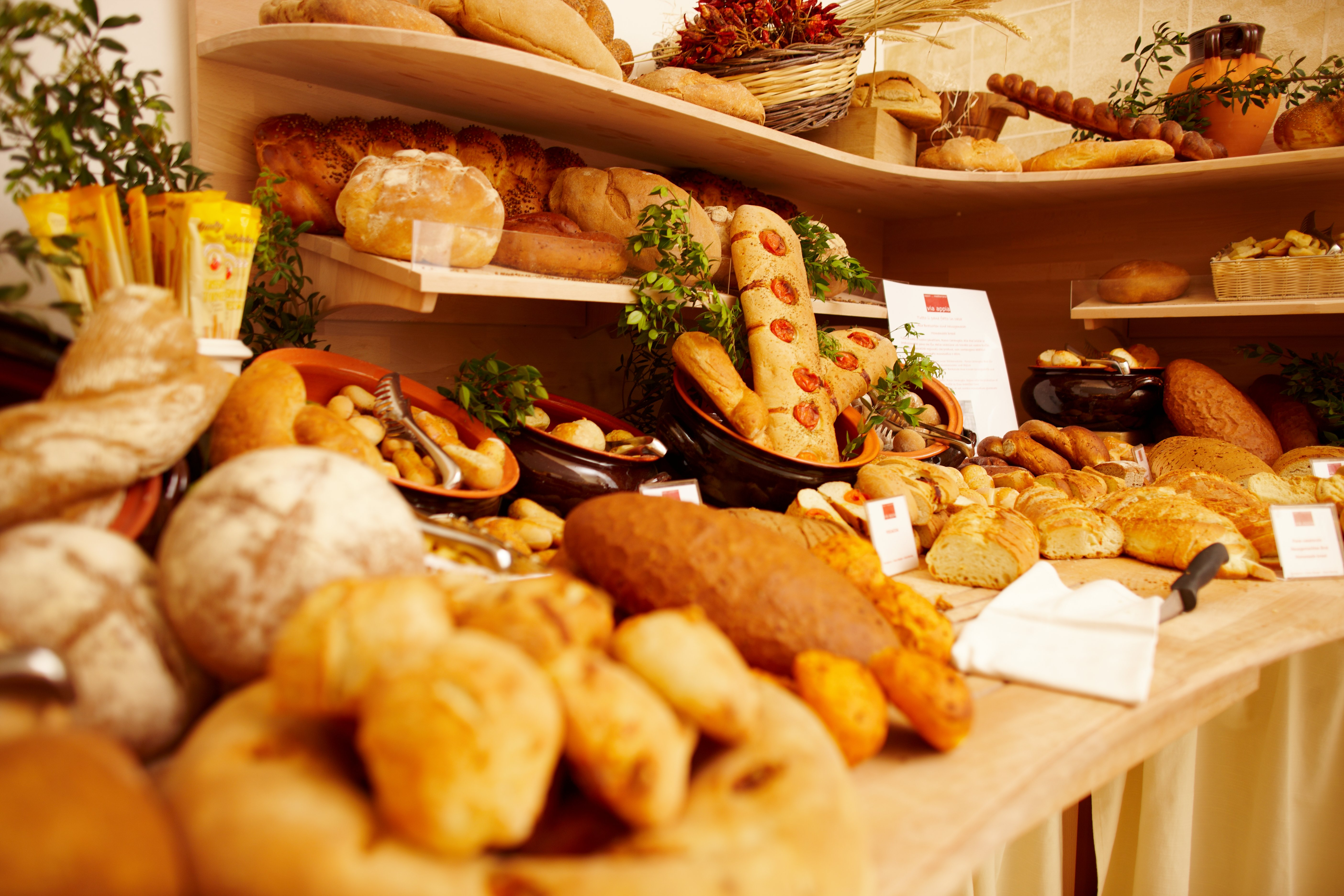 bread buffet