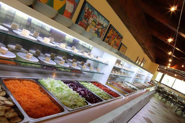 buffet vascellero ristorante calabira