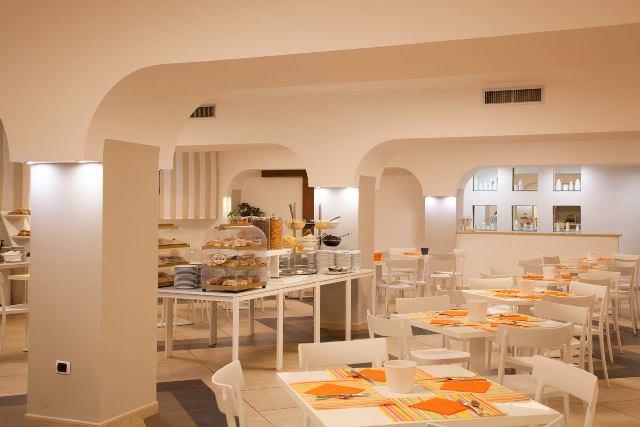 interno ristorante vascellero villaggio bambini gratis calabria