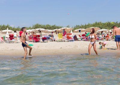 myapuliastyle villaggio club puglia il valentino spiaggia