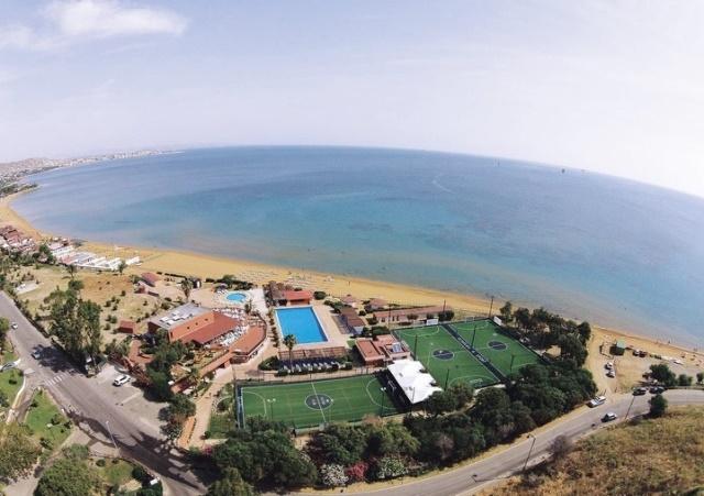 panoramica spiaggia villaggio calabria bambini gratis
