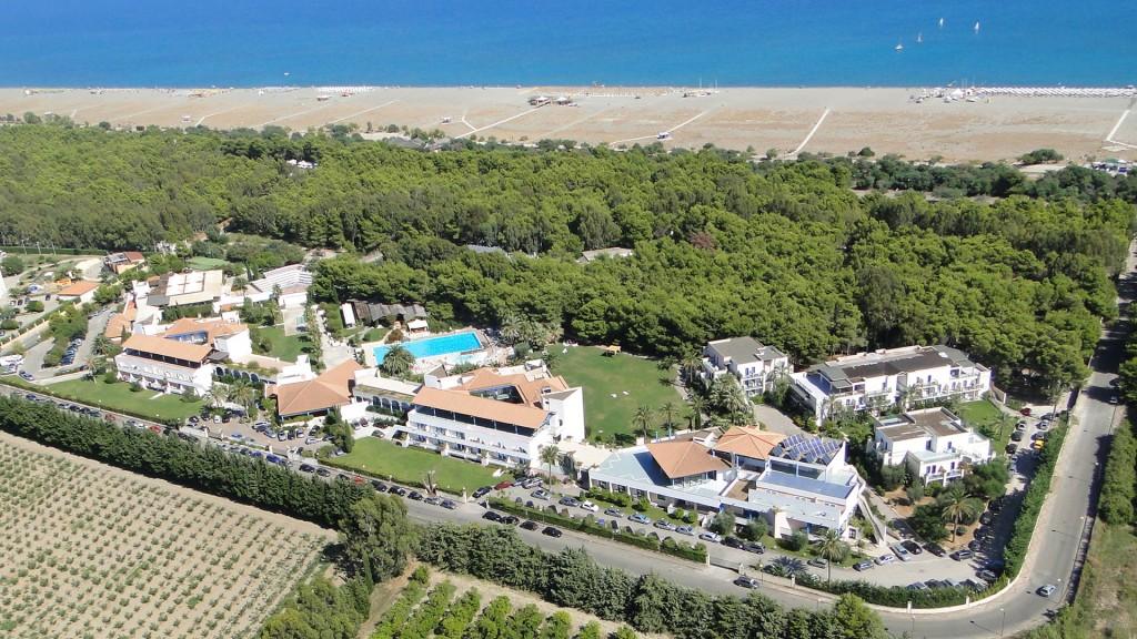 panoramica villaggio basilicata sl mare