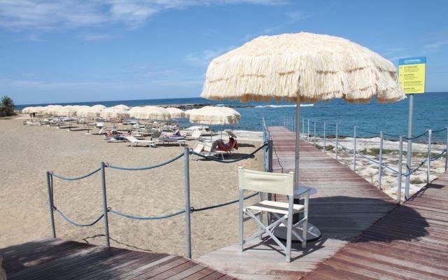 spiaggia resort all inclusive polignano puglia