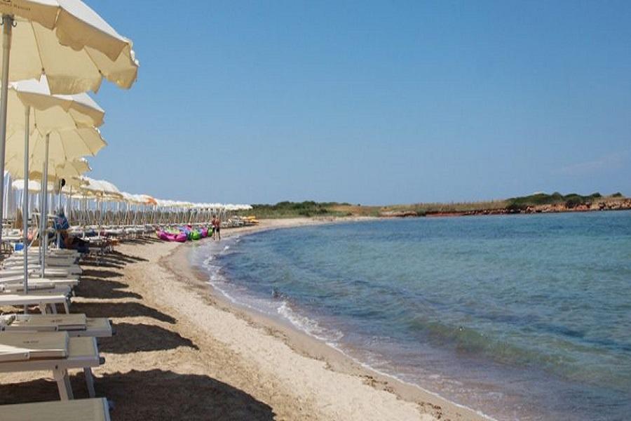 spiaggia villaggio club ostuni sul mare
