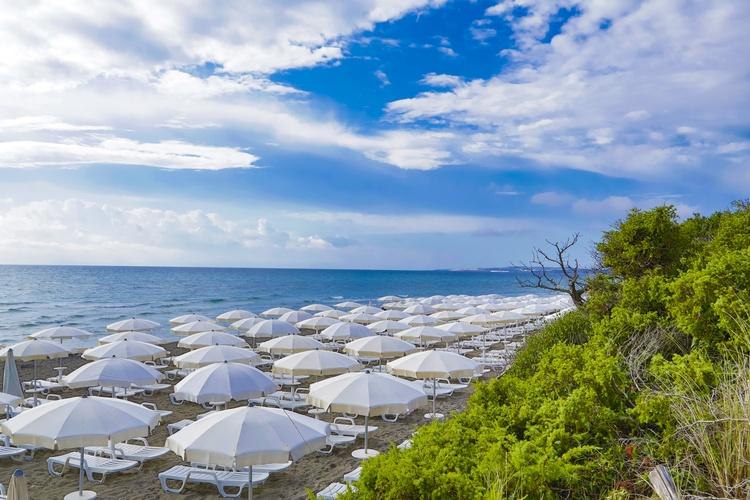 spiaggia villaggio otranto all inclusive sul mare