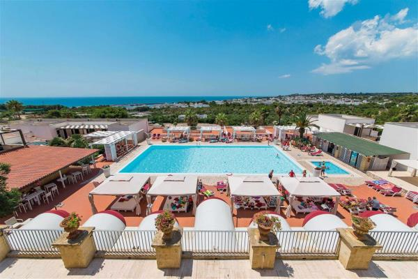 villaggio all inclusive salento