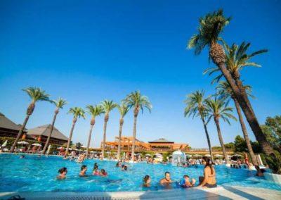 villaggio club puglia il valentino myapuliastyle piscina grande