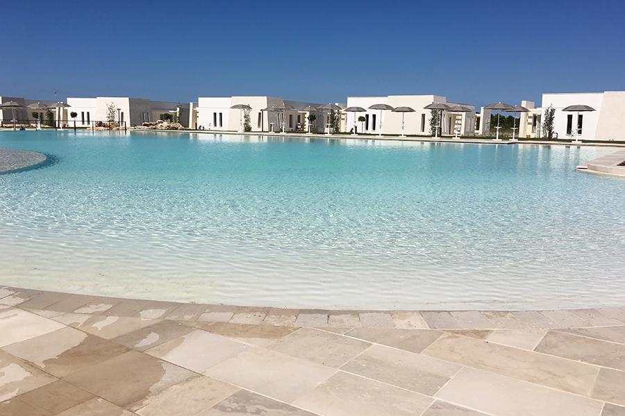 piscina panoramica salento all inclusive