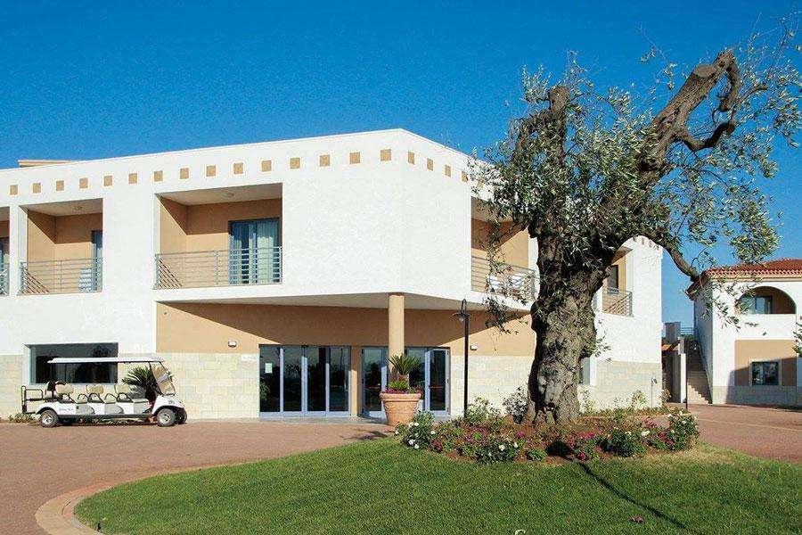 camere esterne basilicata resort