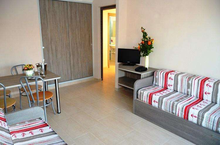camere interne basilicata resort danaide