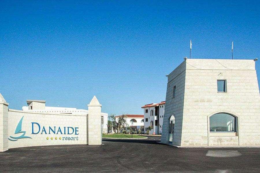 daniade resort basilicata mare
