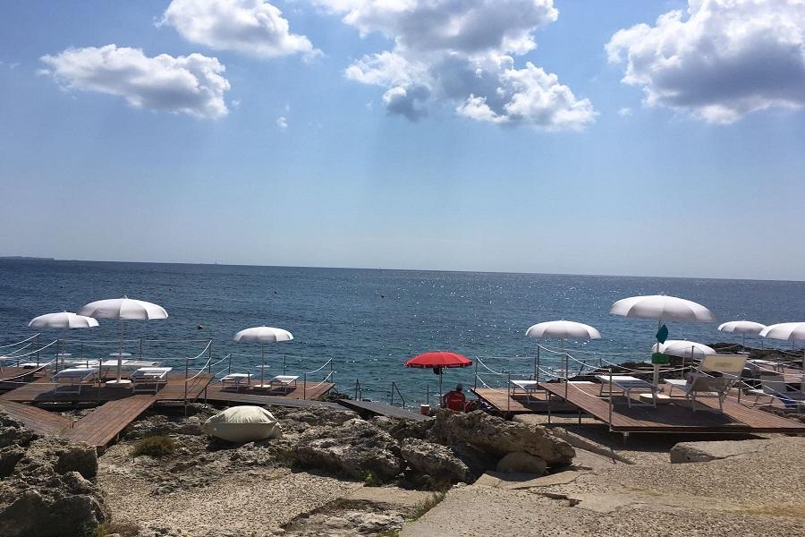 hotel salento spiaggia privata