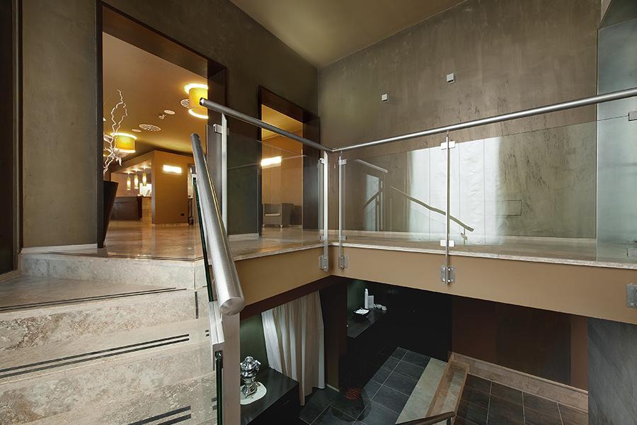 interno hotel benessere otranto