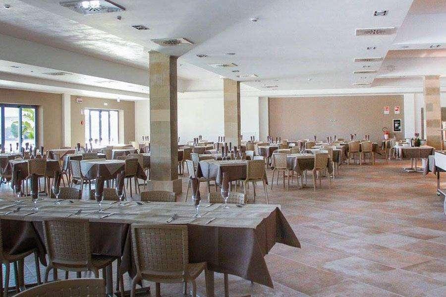 ristorante basilicata club resort