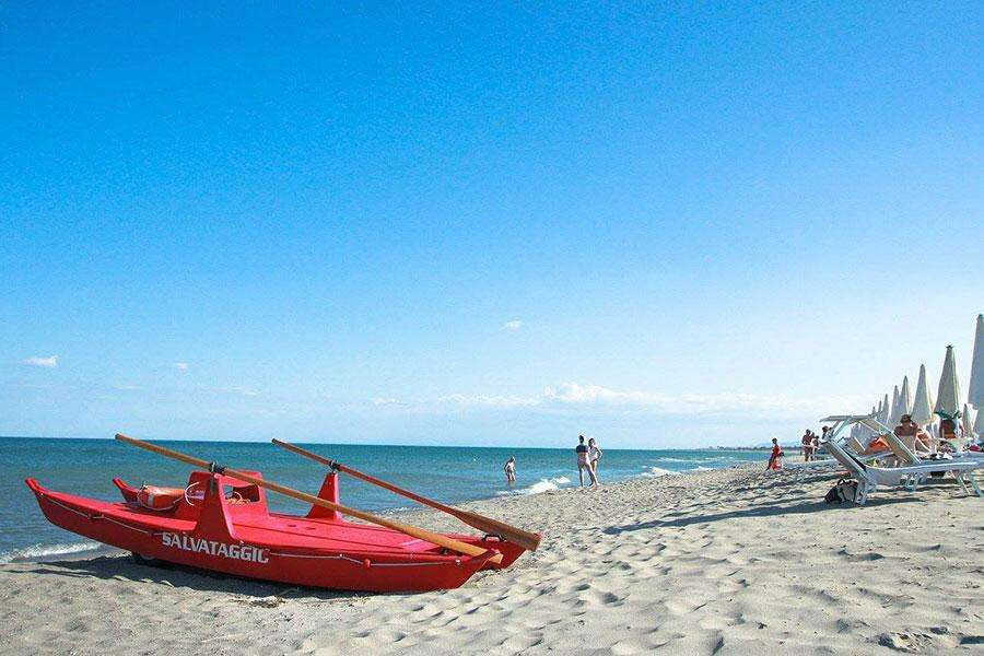 spiaggia basilicata resort club