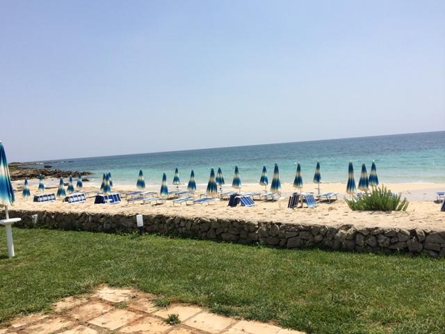 spiaggia salento lidi marini villaggio