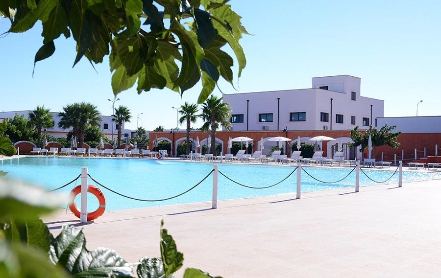 angolo piscina villaggio porto cesareo salento