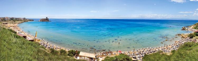 lecastella spiaggia