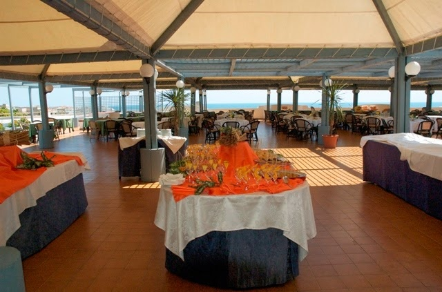 ristorante panoramico le castella