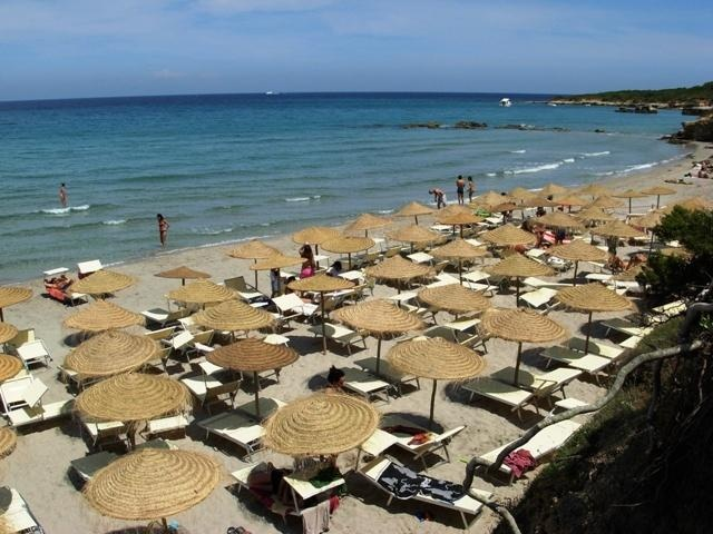 spiaggia hotel baia dei turchi myapuliastyle