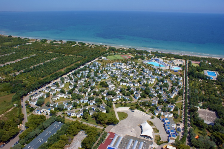 villaggio salento all inclusive sul mare rinalda panoramica