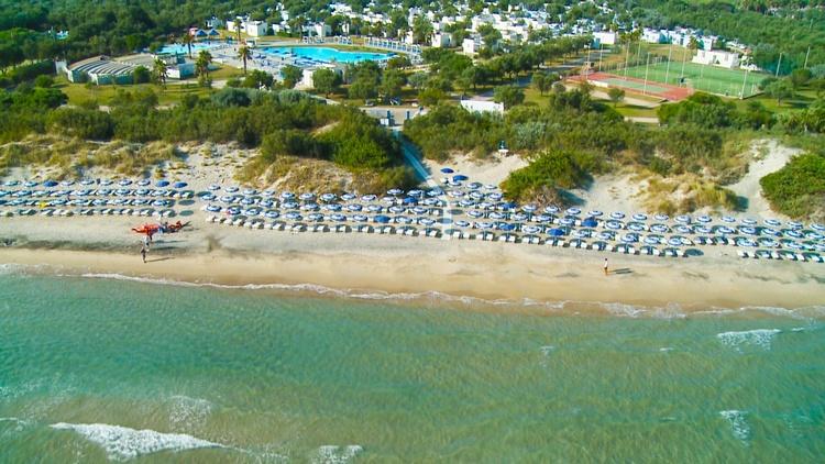 villaggio salento all inclusive sul mare rinalda spiaggia