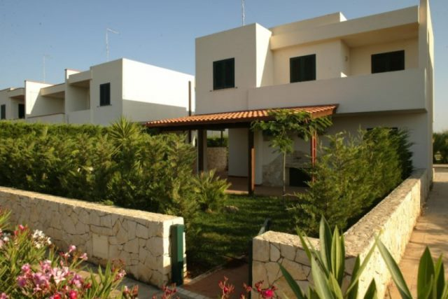 villette residence salento villaggio