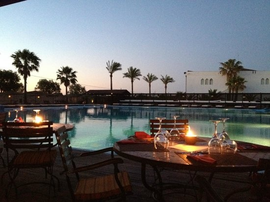 vista piscina hotel otranto myapuliastyle