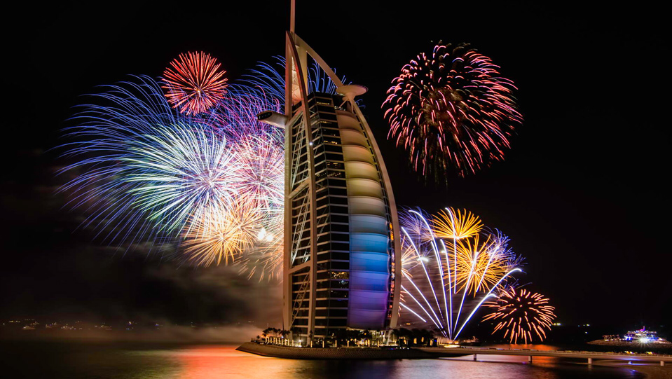 CAPODANNO A DUBAI – Ibis one central