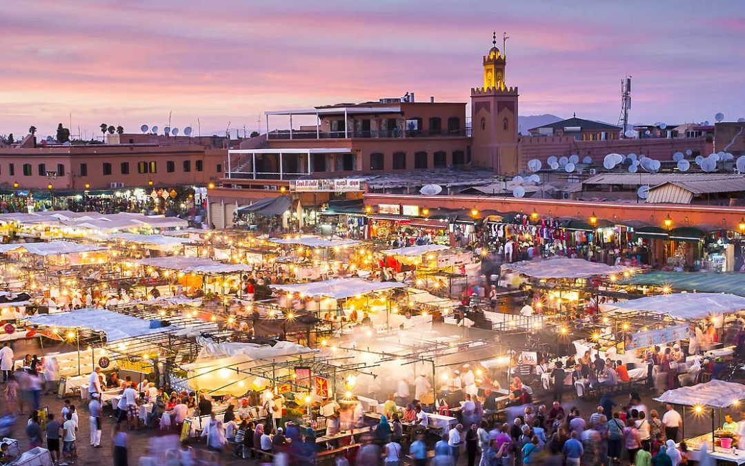 MARRAKECH – Marocco