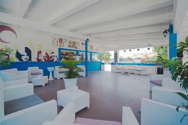 sala ristorante salento resort