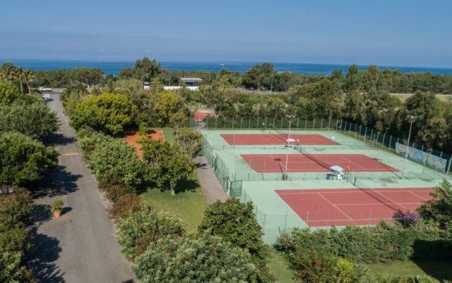 tennis scalea villaggio club