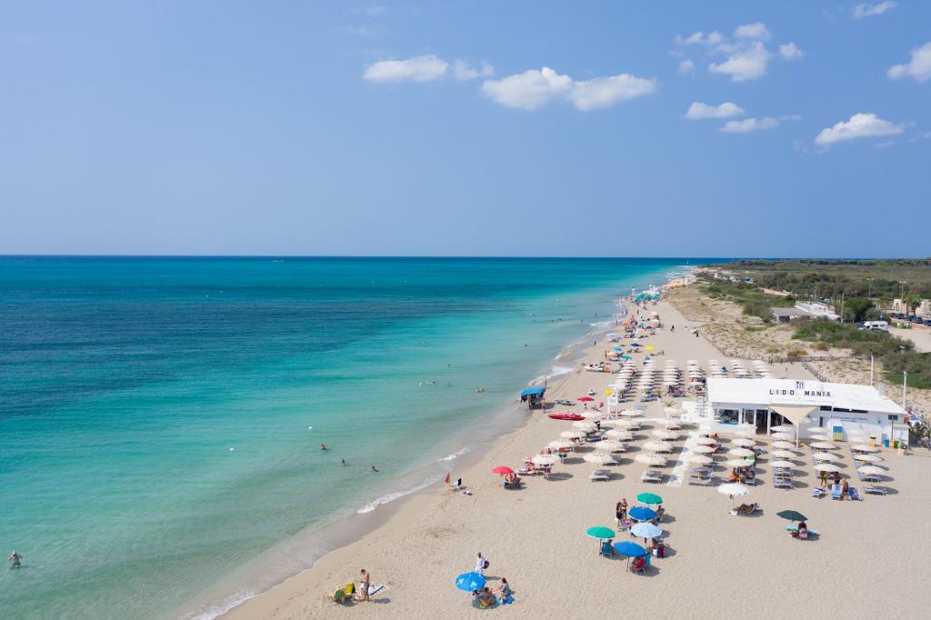 spiaggia appartamento torre mozza vacanze